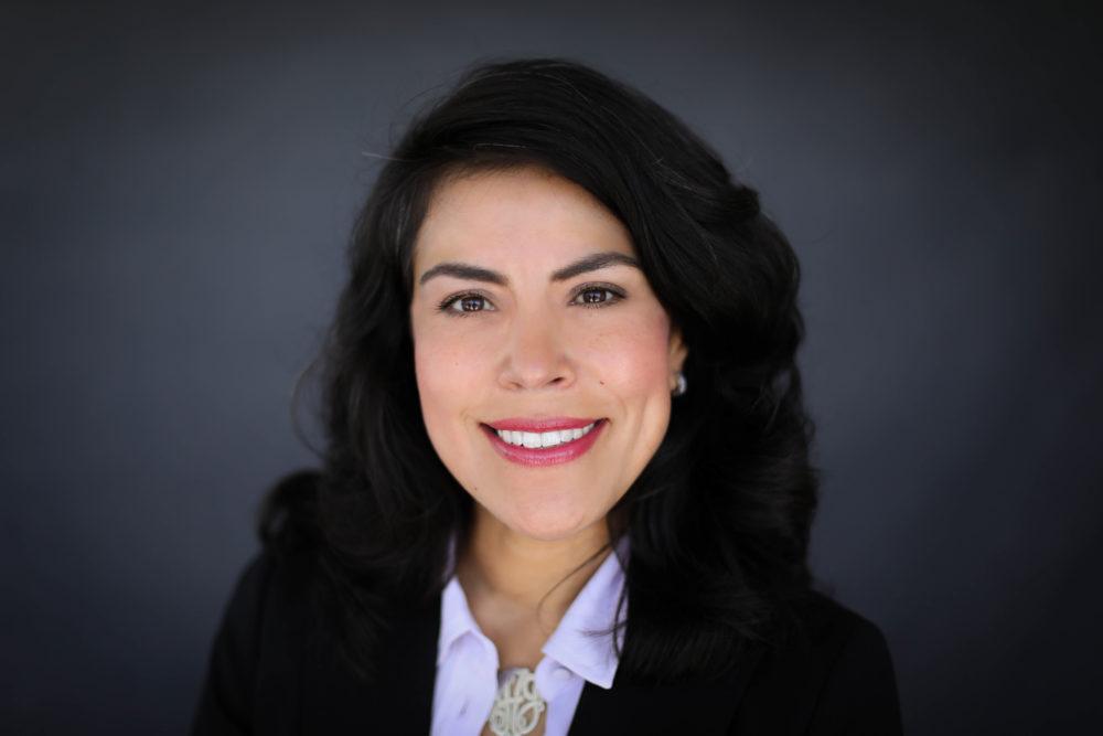 Karen Saab Dominguez headshot