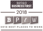 Buffalo Business First - 2018 Best Places to Work