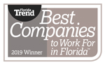 Best Companies to Work for Florida 2019